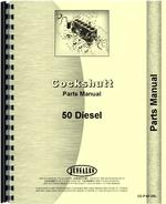 Parts Manual for Cockshutt 50 Tractor