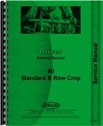 Service Manual for Cockshutt 60 Tractor