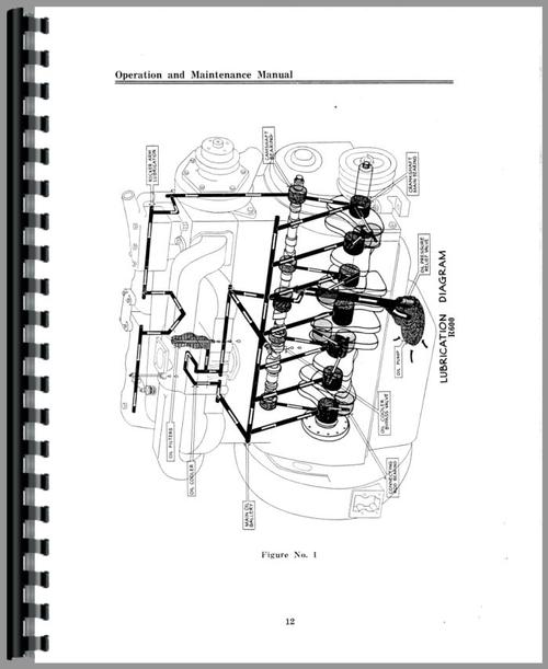 Service Manual for Continental Engines R6602 Engine Sample Page From Manual