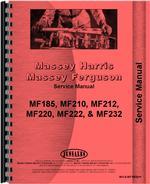 Service Manual for Davis 210 Backhoe Attachment