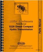 Parts Manual for Deutz (Allis) 5220 Tractor