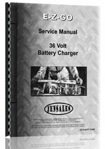 Service Manual for Ez Go all 36V Battery Charger