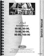 Service Manual for Fiat 100-90 Tractor