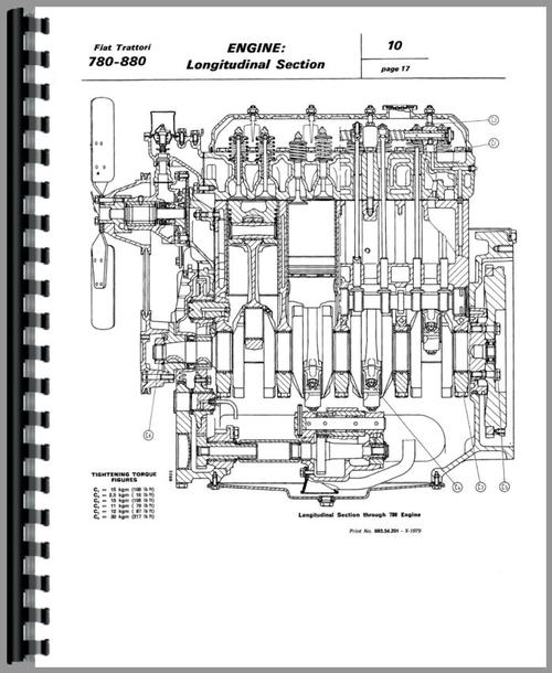 fiat 880 tractor service manual rh themanualstore com fiat 880 specifications fiat 880 dt manual