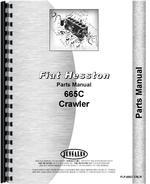 Parts Manual for Fiat 665C Crawler