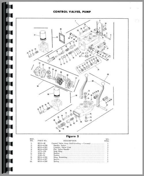 ford 9n davis a1 loader attachment parts manual