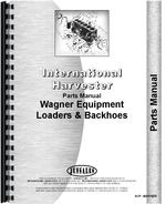 Parts Manual for Ford Wagner Backhoe Attachment