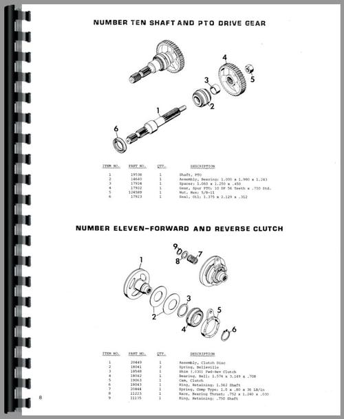 Parts Manual For Gravely 8162t Lawn Garden Tractor Sle Page From: Gravely Engine Diagram At Jornalmilenio.com
