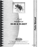 Parts Manual for Hesston 55-66DT Tractor