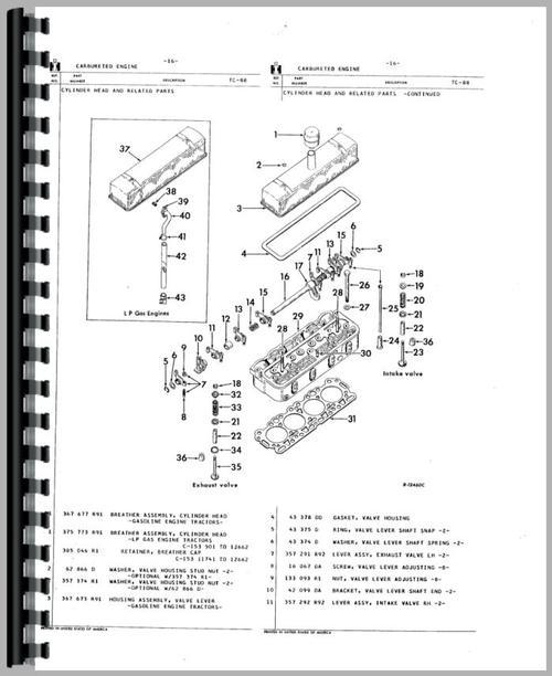 Internationalharvester Tractor Manual
