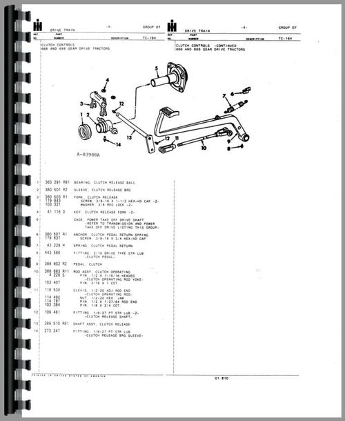 International Farmall 656 Wiring Diagram Gandul 457779119 – Ih 706 Lights Wiring-diagram