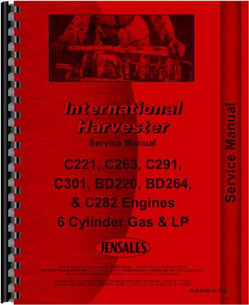 Internationalharvester C Amp C Amp C Amp C Engine Manual