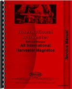 Service Manual for International Harvester All Magnetos