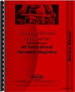 Service Manual for International Harvester All Robert Bosch Magnetos