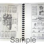 Parts Manual for Caterpillar D6H LGP Crawler