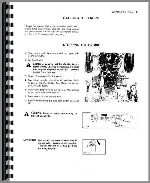 JohnDeere 2440 Tractor Manual_93199_3__99063 2 john deere 2440 tractor operators manual