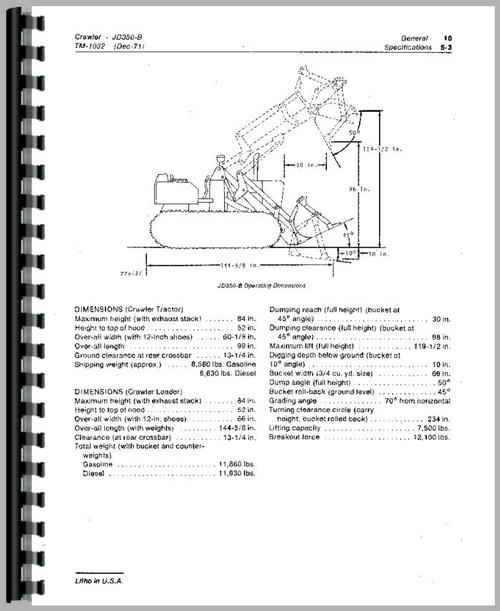 case 1450b parts
