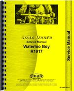 Service Manual for John Deere R Tractor
