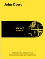 Service Manual for John Deere all 2 Cylinder Power-Trol