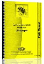 Parts Manual for Wabco LP Scraper