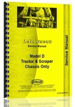 Service Manual for Wabco D Tractor & Scraper