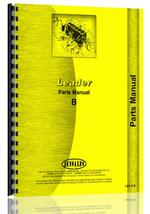 Parts Manual for Leader B Tractor