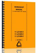 Service Manual for Lombartini 11LD Tractor