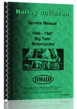 Service Manual for Harley Davidson Big Twin Engine