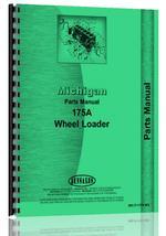 Parts Manual for Michigan 175A Wheel Loader