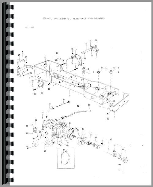 Massey Ferguson Garden Tractor Parts : Massey ferguson lawn garden tractor parts manual