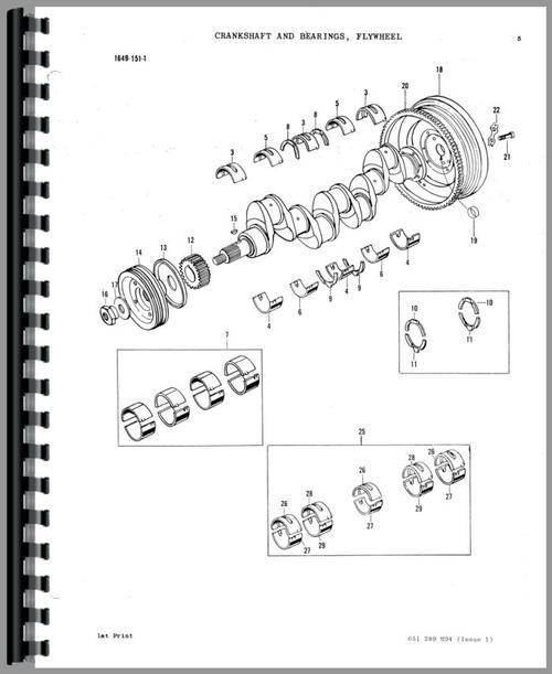 Mf 70 Repair Manuals
