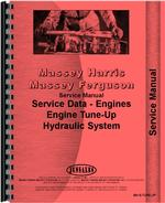 Service Manual for Massey Harris ENG Engine