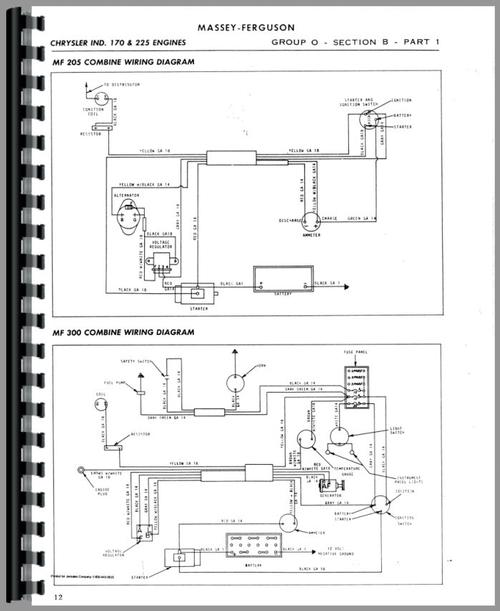 MasseyHarris Z134 Engine Manual_96050_3__44856 2 massey harris all continental z134 service manual
