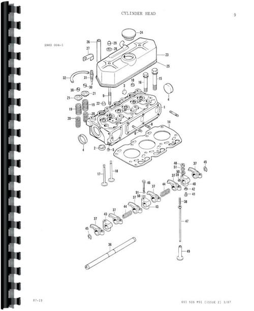 Massey Ferguson 1020 Manual