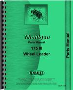 Parts Manual for Michigan 175 III Wheel Loader