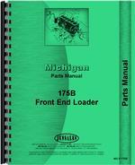 Parts Manual for Michigan 175B Wheel Loader