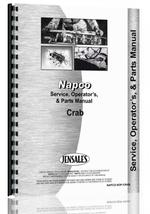 Operators Manual for Napco all Crab
