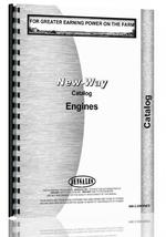 Catalog for New Way all Air Cooled Engines Sales Catalog