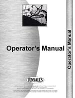 Operators Manual for Owatonna 424 Mixer Mill
