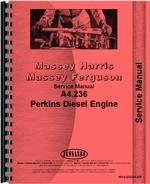 Service Manual for Owatonna 280 Windrower Engine