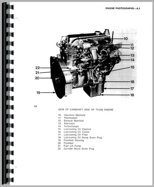 perkins a4 236 engine service manual rh themanualstore com 4.236 Perkins Bellhousing Adapter 4.236 Perkins Diesel Starter