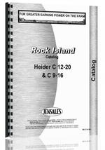 Catalog for Rock Island 9-16 Sales Catalog