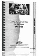 Service Manual for Roosa Master D Injection Pump