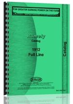 Catalog for Rumely all Toil & Till