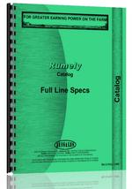 Catalog for Rumely all Sales Catalog