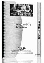 Service Manual for Scoopmobile B Tractor