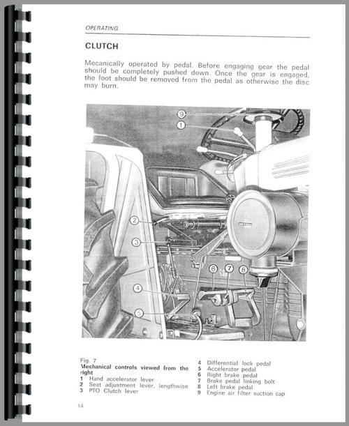 same corsaro 70 tractor operators manual rh themanualstore com same tractor user manual same tractor user manual