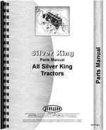 Parts Manual for Silver King all Tractor