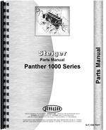 Parts Manual for Steiger Panther 1000 Tractor