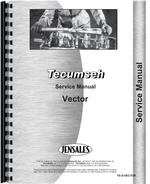 Service Manual for Tecumseh Vector Engine